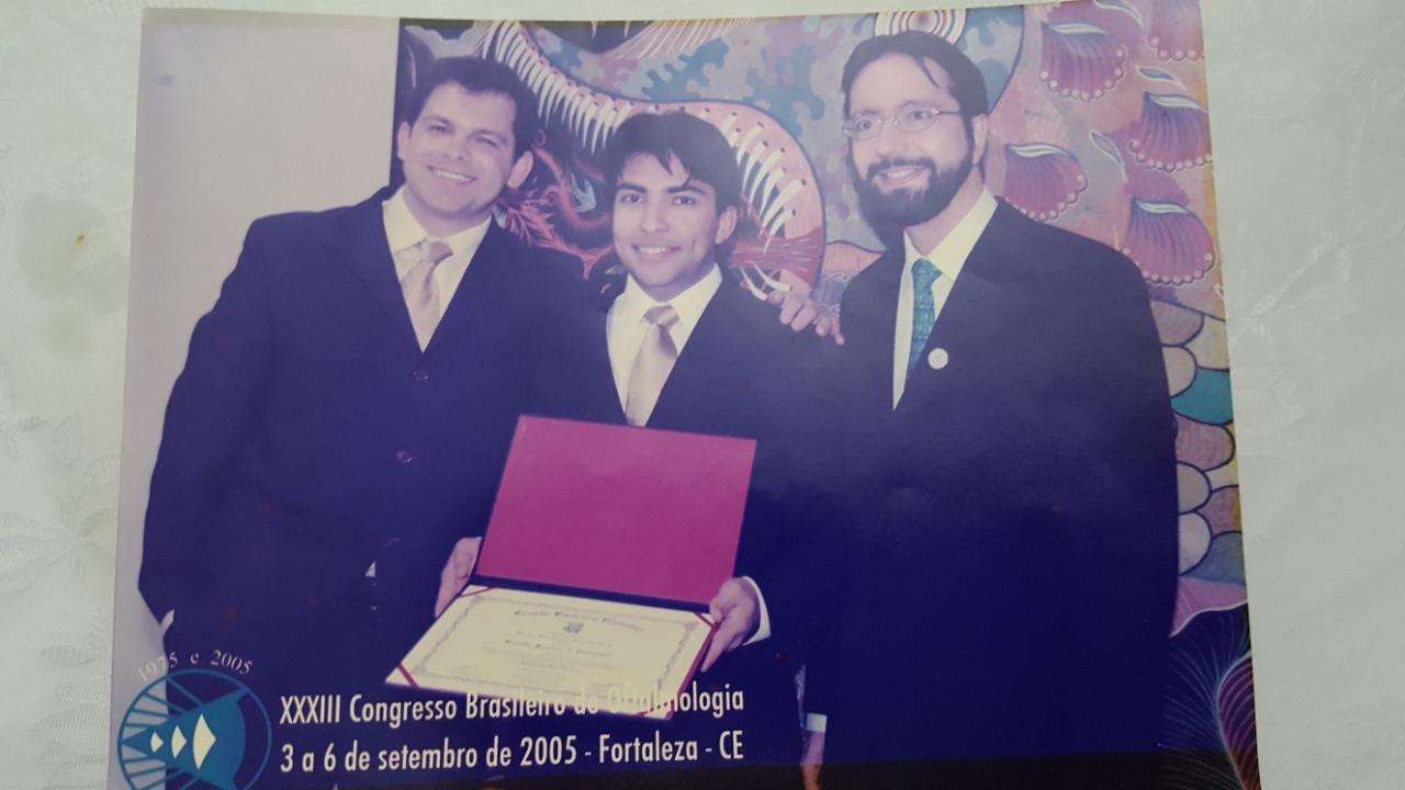 XXXIII Congresso Brasileiro de Oftalmologia 2005